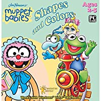 Muppet Babies: Shapes and Colors [並行輸入品]