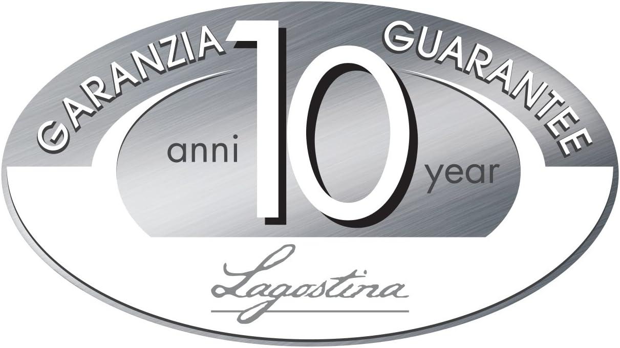 Lagostina Gioiosa Saucepan Lid Stainless Steel 18 cm silver