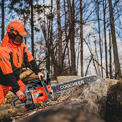 couply Powerful Gas Chainsaw, 58CC 20