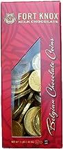 Premium Belgian Gold Chocolate Coins, Boxed - 1lb