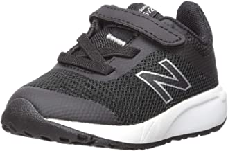 New Balance Kids' 455v2 Hook and Loop Running Shoe