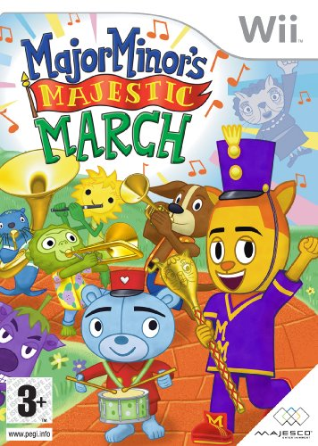 Major Minor's Majesctic March (Wii) [import anglais]