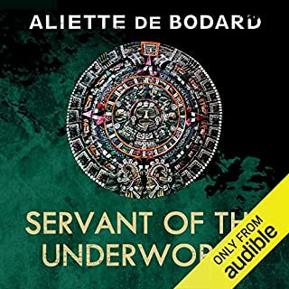 Servant of the Underworld     Obsidian and Blood, Book 1              By:                                                                                                                                 Aliette de Bodard                               Narrated by:                                                                                                                                 John Telfer                      Length: 13 hrs and 5 mins     20 ratings     Overall 3.8