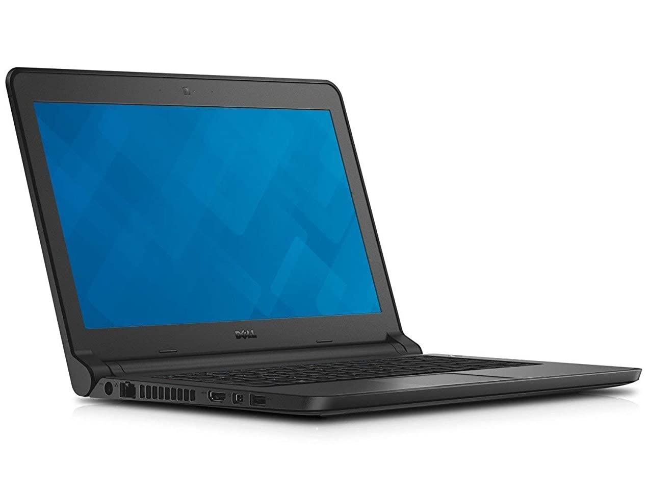 2018 Dell Latitude 3340 13in HD LED Backlight Business Laptop Computer, Intel Core i5-4200U up to 2.6GHz, 8GB Memory, 128GB SSD, USB 3.0, HDMI, Black, Windows 10 Professional (Renewed)