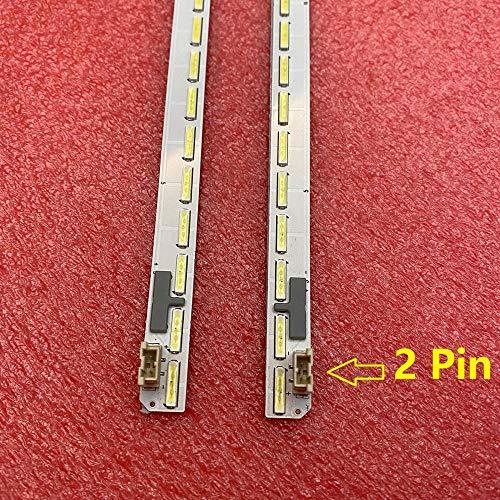 Miwaimao 2 PCS LED Backlight Strip For LG 60UH6150 60UH6090 60UH625V 60UH6035 60UH615A 6922L-0147A 6916L2653A 6916L2652A...