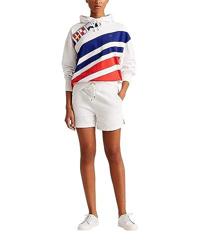 LAUREN Ralph Lauren Flags and Stripes French Terry Hoodie