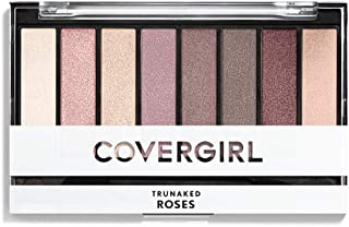 COVERGIRL truNAKED Eyeshadow Palette, Roses 815, 0.23 ounce (Packaging May Vary)