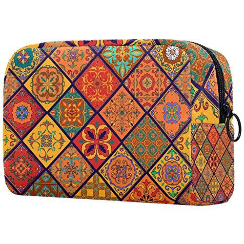 Bolsa de cosméticos portátil de viaje bolsa de almacenamiento impermeable, fútbol americano deporte