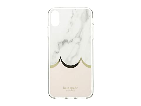 Kate Spade New York Marble Scallop Phone Case for iPhone XS Max