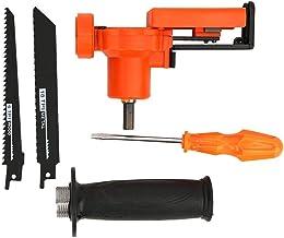 EVTSCAN, el último adaptador de accesorio de sierra recíproca, cambio de taladro eléctrico para corte de madera y metal