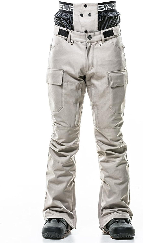Ski Snowboard Pants Waterproof Unisex Warm Slimfit ryan18