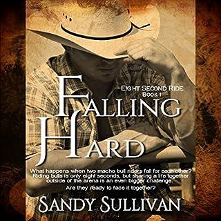 Falling Hard audiobook cover art
