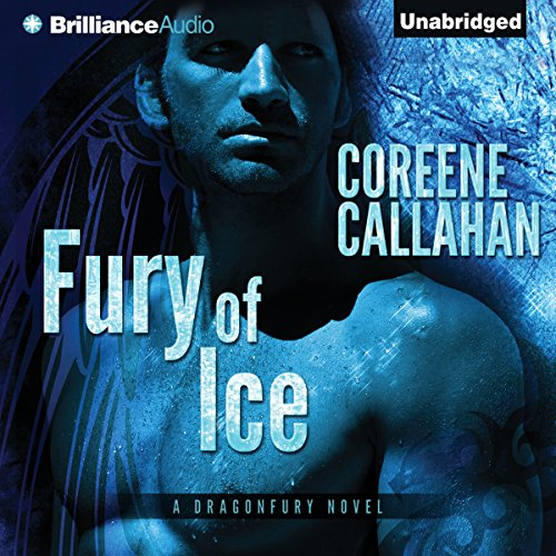 Fury of Ice audiobook cover art