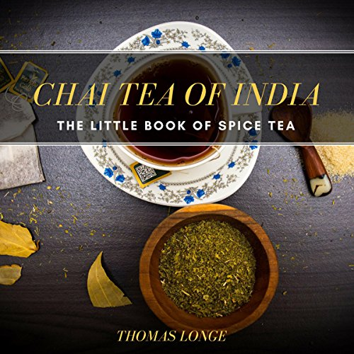 Chai Tea of India audiobook cover art