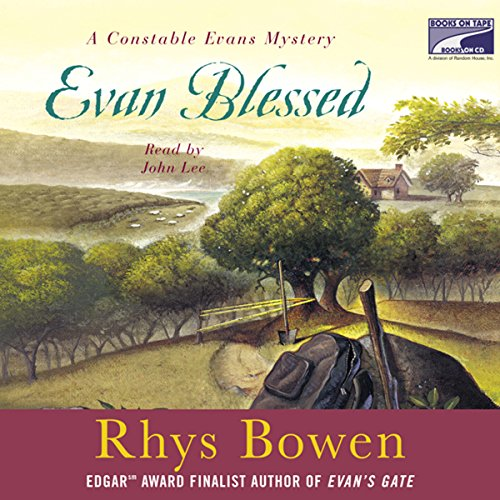 Evan Blessed cover art