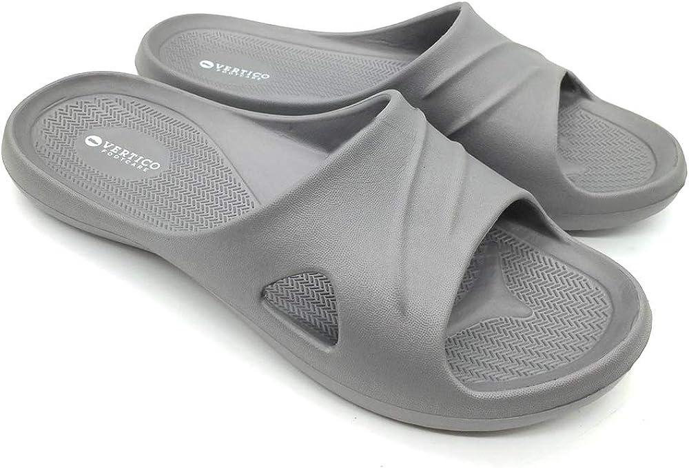 Vertico - Women's V-Spa Shower Sandal   Comfortable and Waterproof Slide On Sandal
