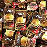 Caramelle Panna Cioccolato O'lei Senza Zucchero Kg 1 - Senza Glutine...