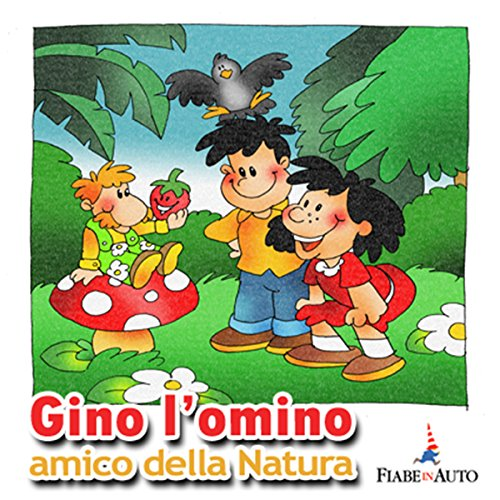 Gino l'omino copertina