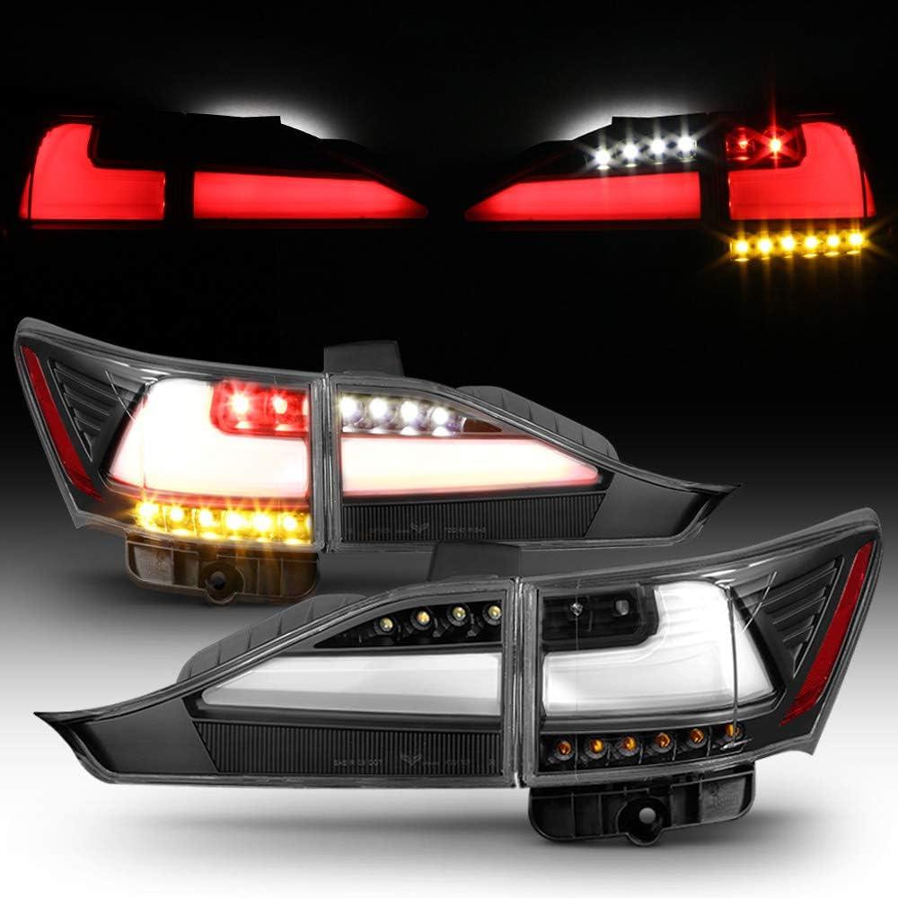 ACANII - For Black 2011-2013 Lexus Tube CT200h Financial sales sale Product LED Fiber Optic