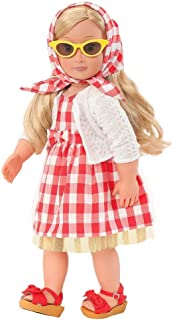 Our Generation Retro Deluxe Outfit - Lil Miss Dah-ling