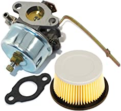 HIFROM Replace Carburetor Carb with Gasket for Tecumseh 631921 632284 631070A fits many H25 H30 H35 Engines with Air Filter for 30727 30604
