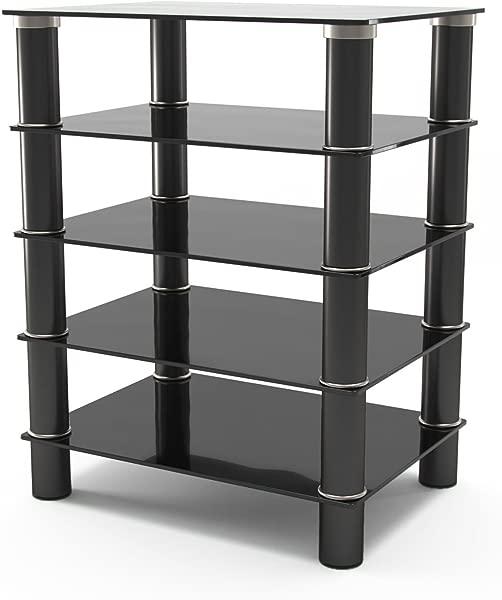 吉布森生活哈姆林玻璃组件黑色支架