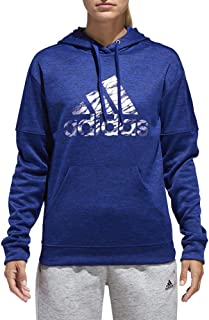 adidas Women's Athletics Badge of Sport Camo print Tee