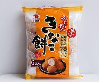 Japanese Ichigoseika Funwari Meijin Fluffy Kinako Soy Flour Mochi Snack 85g