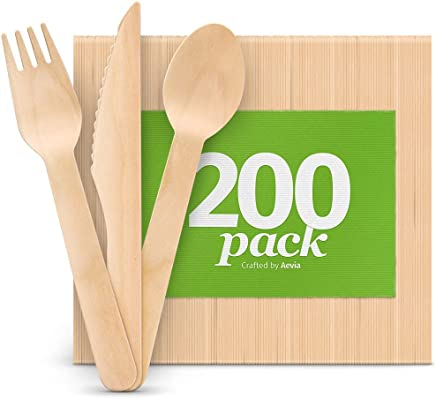 to go Ware eco Friendly Sustainable Reusable Portable Wooden Utensils Flatware Camping Office Hiking School Leaf Canopy Bamboo Cutlery Travel Set