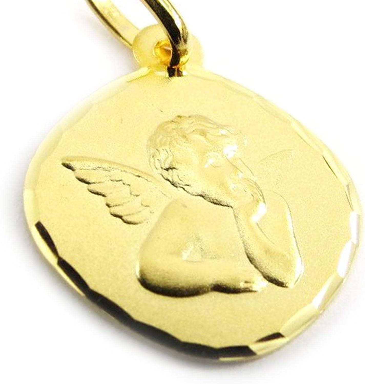 Les Trésors De Lily [J5206] - Pendant 'Petit Ange' (gold - 9 carats).
