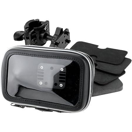 Wasserdicht Gps Navigation Tasche Mit Halter Passt Für Motorrad Und Farrad Auto
