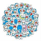 ZZHH Pegatinas de Anime japonés para Coches, Motocicletas, Tazas de Agua, Juguetes para niños, Equipaje, patinetas,...