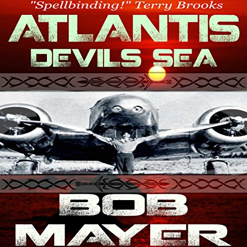 Couverture de Atlantis: Devil's Sea