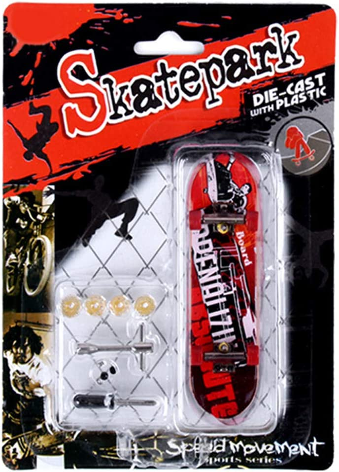 yunestry Alloy Stand Plastic Mini Boards Department store Finger Finge Directly managed store Skate