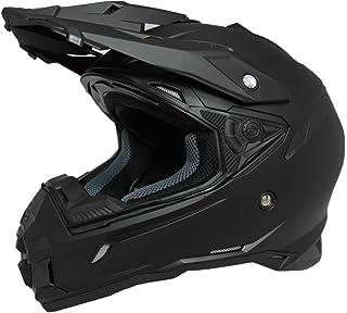 <h2>Motorradhelm MX Enduro Quad Helm Nikko N-720 Matt Schwarz Gr. L</h2>