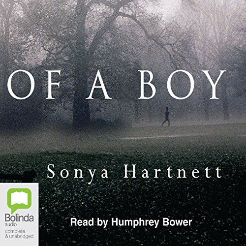 Of a Boy audiobook cover art