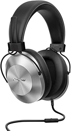 Pioneer H-Res Over-Ear Headphones, Silver SE-MS5T(S)