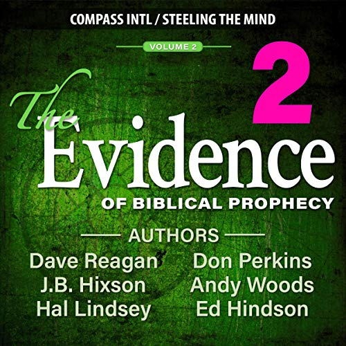 The Evidence of Biblical Prophecy cover art