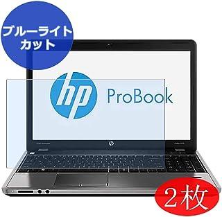 VacFun 2 Piezas Filtro Luz Azul Protector de Pantalla Compatible con HP ProBook 4740s 17.3