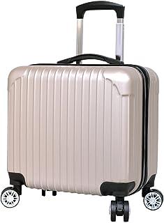 スーツケース 機内持ち込み [DJ002] 超軽量 16インチ 四輪 ABS キャリーケース