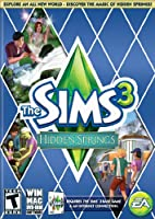 The Sims 3: Hidden Springs (輸入版)