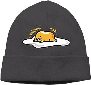 Gudetama Hat Unisex-Adult Beanie Cap