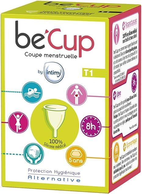 Copa menstrual becup Talla 1 None
