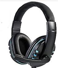 Fone Gamer Ps4 X-one Headphone Microfone Pc Celular P3 (AZUL)