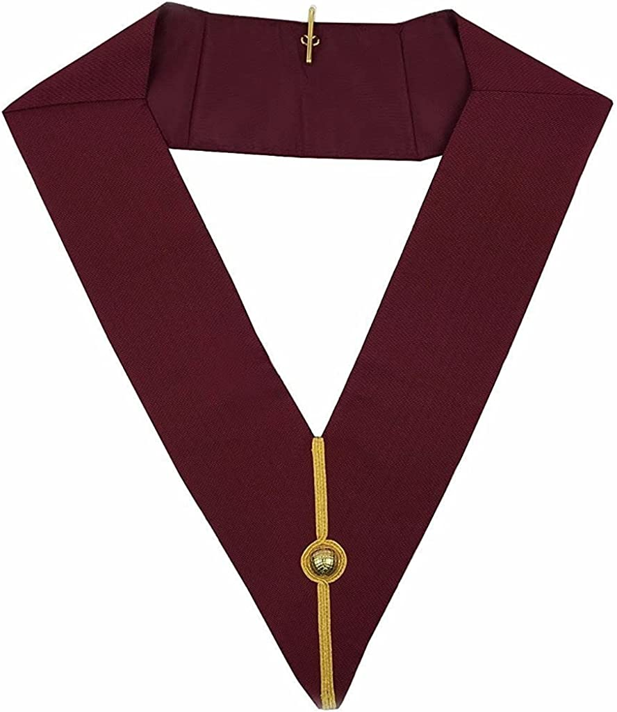 Masonic Regalia Royal Arch Officers Collar