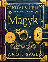 Magyk (Septimus Heap, Book 1) by Angie Sage (2013-03-05)