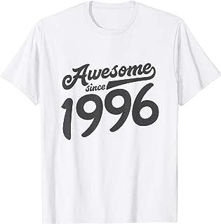 23rd Birthday Shirt Daughter Gift 23 Year Old Women Girls