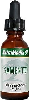 NutraMedix Samento - Potent Liquid Cat's Claw Tincture, TOA-Free Uncaria Tomentosa Extract Liquid for Immune & Microbial S...