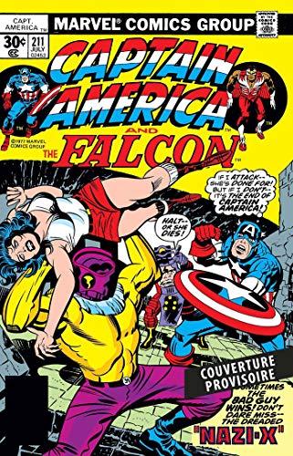 Captain America: L'intégrale 1976-1977 (T11): (Tome 11)