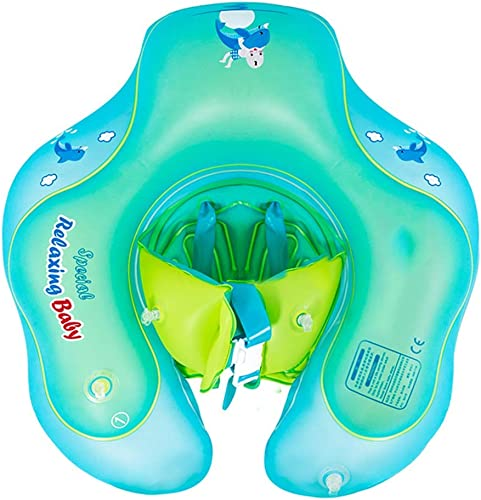 mas preferencial grist grist grist CC Anillo de la natación del bebé,Asiento Inflable para bebés, Asistencia Segura para Nadar en PVC para 1-6 años  la mejor selección de